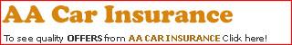 AA Car Insurance Logo