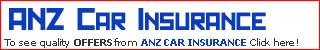 ANZ Car Insurance Logo