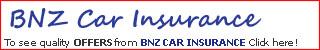 BNZ Car Insurance Logo