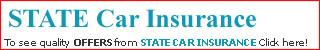 State Car Insurance Logo